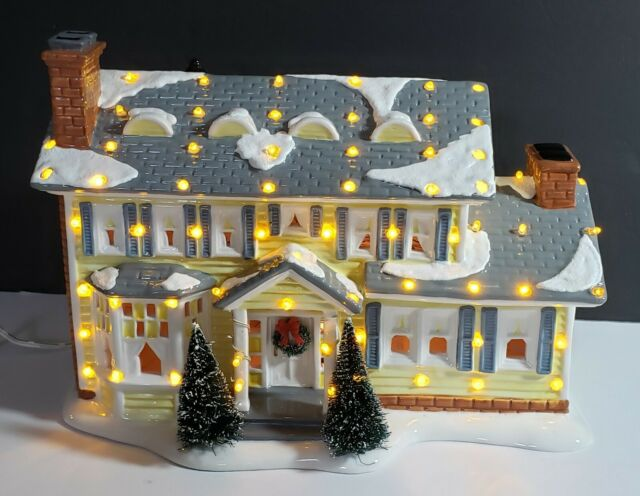 Download Department 56 4030733 National Lampoon Christmas House for ...