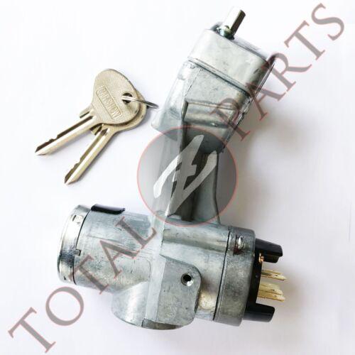 Datsun 240Z 260Z 280Z Ignition Switch Lock Cylinder Assembly w//Keys 1970-1978