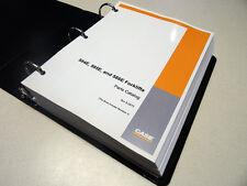 Case 584E/585E/586E Forklift Parts Catalog, Manual, List, Book, NEW with Binder