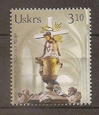 1168 Ostern Postfrisch Mnh Ein GefüHl Der Leichtigkeit Und Energie Erzeugen Nr Kroatien 2015