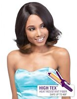 Carol - Outre Quick Weave Complete Cap Synthetic Medium Length Wavy Style Wig