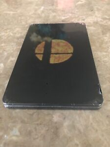 Super-Smash-Bros-ultimate-Steelbook-Switch-Sealed-Ships-Free-NO-GAME