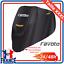 Housse-Bache-de-Moto-Couverture-Protection-Etanche-Anti-UV-Vol-Pluie-Noir-XXXL miniature 1