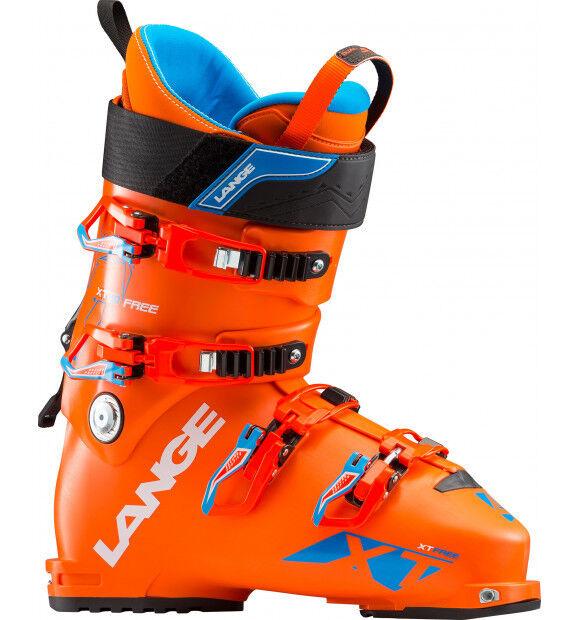 Scarponi Sci Alpinismo TourFreeride Skiboot LANGE XT FREE 110 2018 19 NEW