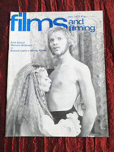 Details About Films And Filming Uk Movie Magazine May 1975 Sidney Lumet Royal Flash