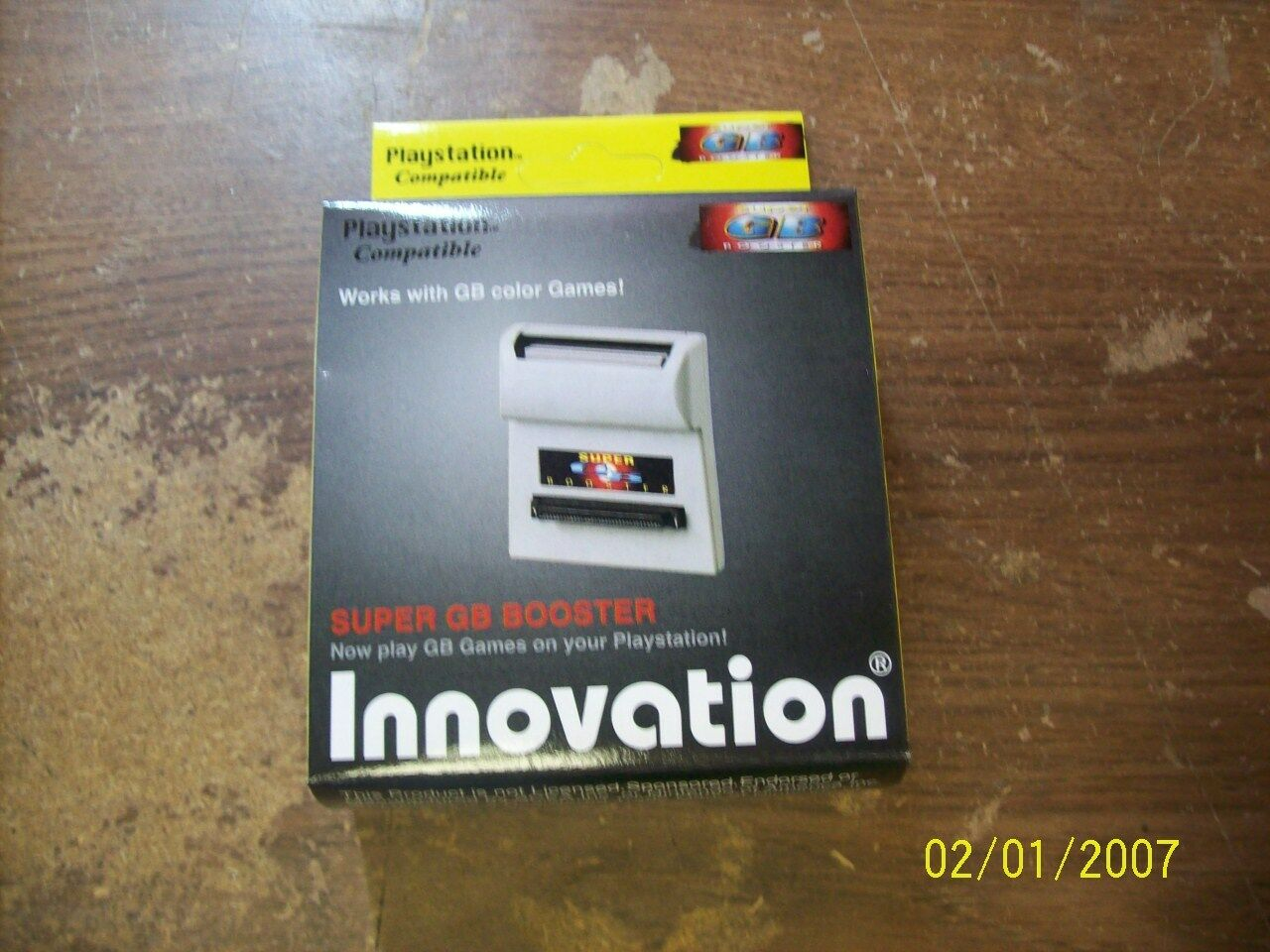 Gb Psx Ps1 Ps2 Playstation Gameboy Game Boy Booster Game Genie Action Replay Ebay