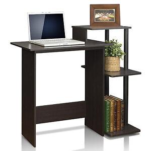 Computer Laptop Desk Printer Station Shelf Small Office