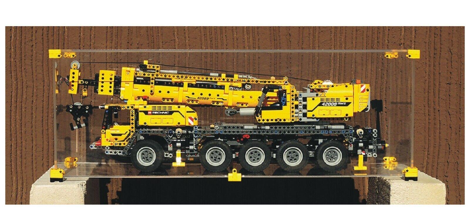 OLEGABOX 4mm zeigen Fall for Lego 42009 Technic Crane