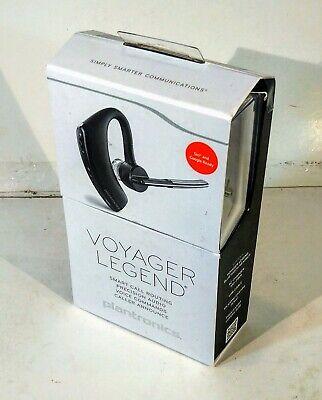 Plantronics Voyager Legend Wireless Bluetooth Headset With Smart Sensor 17229137677 Ebay