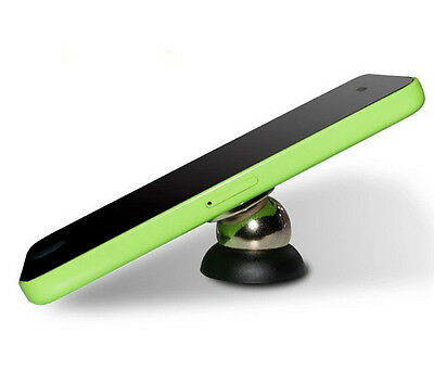 Universal 360°Rotating Car Sticky Magnetic Stand Holder For iPhone Phone GPS t