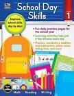 School Day Skills, Grade 1 by Thinking Kids (Paperback / softback, 2016)
