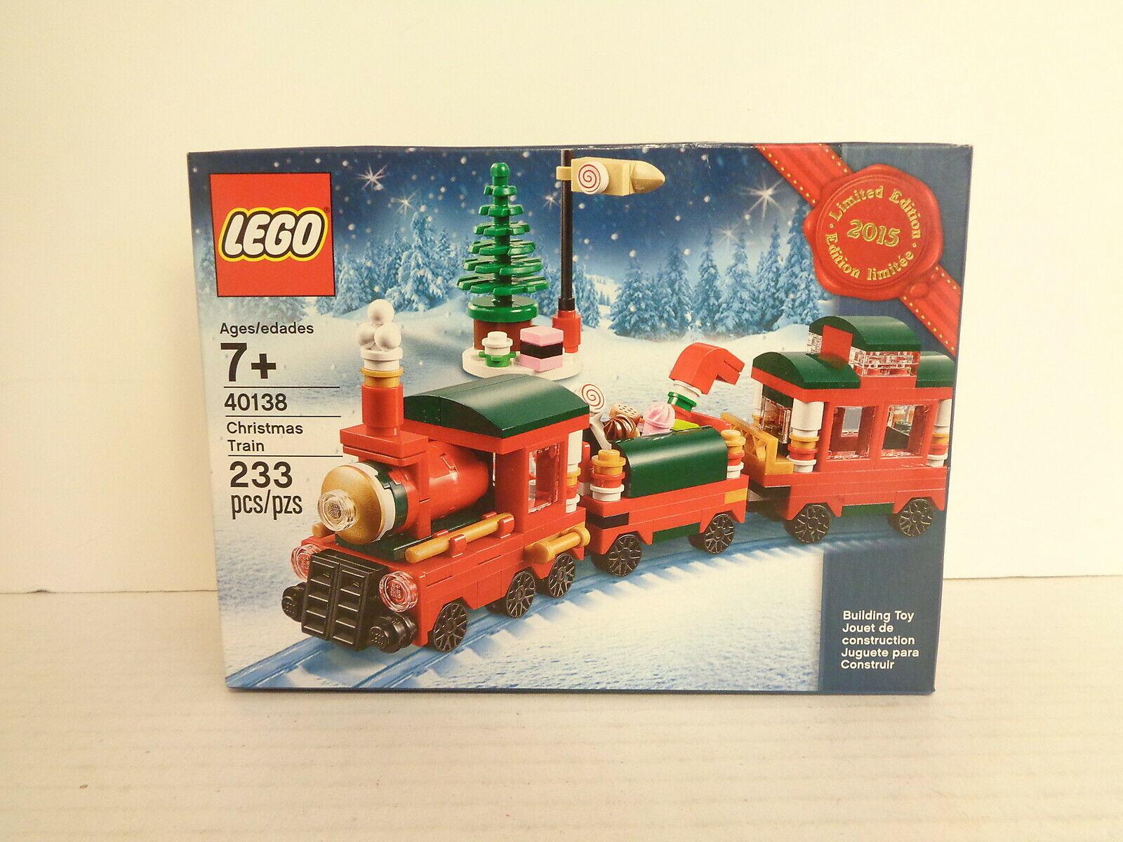 Lego Edition Christmas Train Limited Building 2015 RLq45j3A