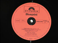 RORY GALLAGHER -Blueprint- LP 1978 Polydor Archiv-Copy mint