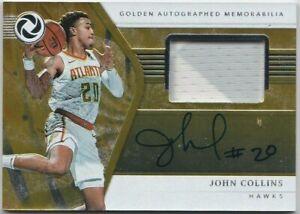 2018-19-Opulence-Golden-Autographed-Memorabilia-GA-JCL-Collins-07-79-151