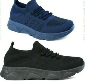 Women-039-s-Trainers-Breathable-Mesh-Sneakers-Ladies-Running-Walking-Comfy-Shoes
