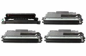 1-Tambour-3-XXL-Toner-compatible-pour-Brother-hl-5450dn-hl-5450-DNT-hl-5470dw