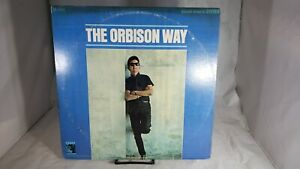 Roy Orbison  The Orbison Way  MGM Stereo  SE 4322 LP stereo 1965 VG++ cVG
