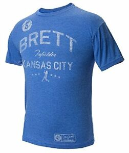 MLB-George-Brett-Legends-108-Stitches-Tri-Blend-Legacy-T-Shirt