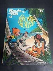 Boule-Et-Bill-Album-19-Globe-Trotters-1982-BD-EO