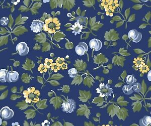 LIBERTY ORCHARD GARDEN Wild Cherry 100/% cotton Fabric Patchwork Quilting