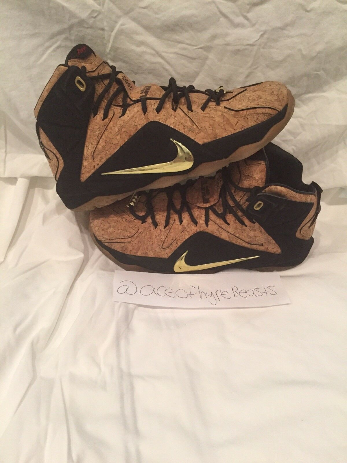 Lebron 12 Cork Limited  Cheap and fashionable