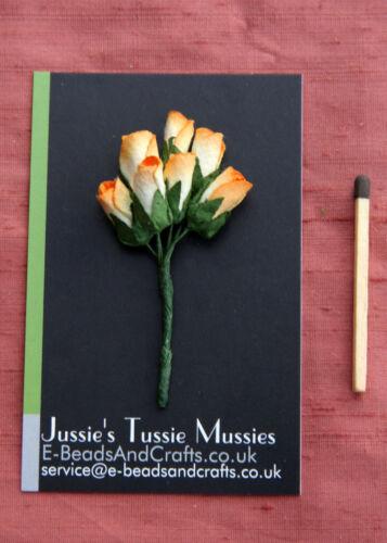 "1 Gros ROSEBUD Posy Tussie Mussie fleurs pour /""POIROT/"" Lapel Pin//Broche vases"