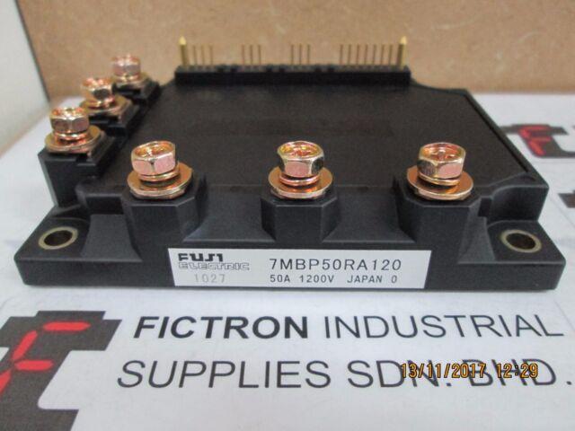 NEW 1PCS 7MBP50RA120 FUJI IPM MODULE 7MBP50RA-120