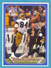 2003 JOGO CFL Canadian Football Series #2 Set (110 Cards)