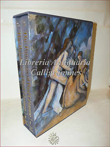 Arte Pittura: Rewald, Paul Cezanne Catalogo Ragionato Catalogue Paintings 1997