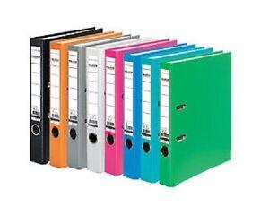 Falken PP Color Ordner DIN A4 in 50 oder 80mm aus 12 Farben wählbar