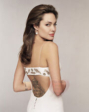 Angelina Jolie Celebrity Actress 8X10 GLOSSY PHOTO PICTURE IMAGE aj14