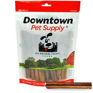 6-034-inch-THICK-BULLY-STICKS-Natural-Dog-Treats-Chews-USDA-amp-FDA-Approved