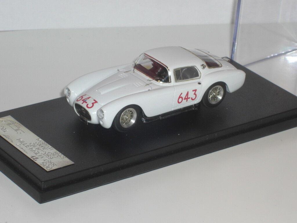 Abc brianza maseratti a6gcs mille miglia 1955 1 43