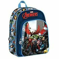 Marvel Avengers - (7070) Comic Heroes - Large Backpack Size Approx: 32x43x17 Cm