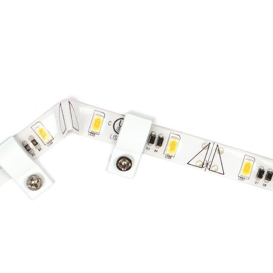 WAC invisiled Pro III 5ft Luz de cinta, 3000K blancoo suave-LED-TE2430-5-WT