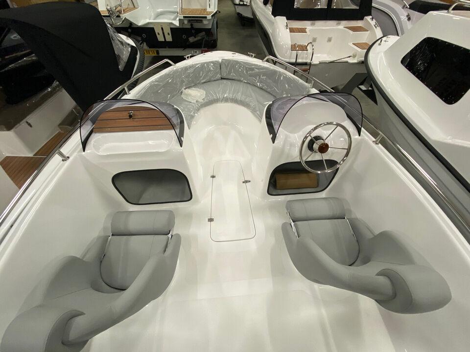 SunCraft 500 Duo m. Yamaha F50