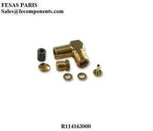 Radiall R114163000 RF / Coaxial Connectors