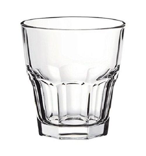 Pasabahce 52705 – Coppa in Vetro Casablanca 270 ML 12er Set Acqua Whiskyglaeser