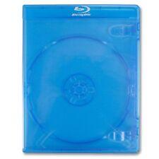 Blu Ray DVD Empty Slimline Case. Brand new cases. FREEPOST.