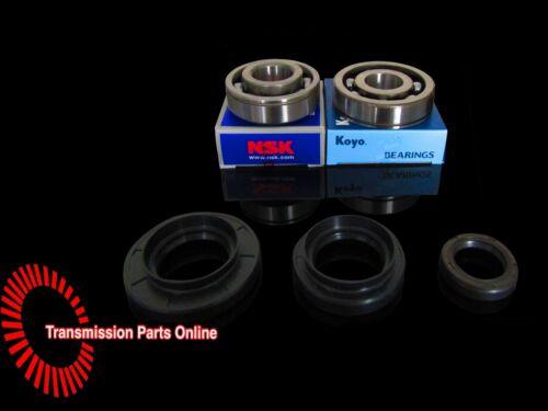 Toyota Corolla 1.6 Vvti 5 Speed Getriebe Hintere Lager /& Öldichtung Reparatur