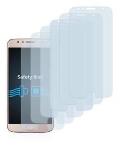 Motorola-Moto-G5S-Plus-6-x-Transparent-ULTRA-Clear-Screen-Protector
