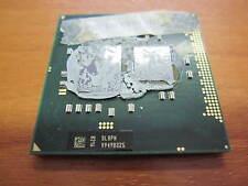 CPU ORIGINALE INTEL/i5-430m/v949b325 da un PACKARD BELL tj75/ms2288