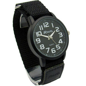 Ravel-Gents-Clear-Easy-Read-Watch-Big-Numbers-Black-Sports-Rip-Strap-1601-64-33