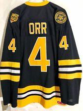 item 1 Reebok Premier NHL Jersey Boston Bruins Bobby Orr Black Throwback sz  S -Reebok Premier NHL Jersey Boston Bruins Bobby Orr Black Throwback sz S da2941749
