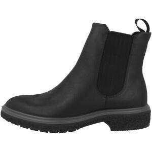 separation shoes 6597b 1234a Details zu Ecco Crepetray Hybrid Women Schuhe Damen Stiefeletten Chelsea  Boots 200843-01001