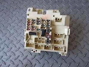 02 toyota solara fuse box interior 2 4l 4cyl image is loading 02 toyota solara fuse box interior 2 4l