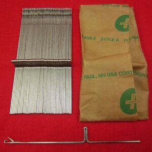 NEU-100-Nadeln-fuer-Silver-Reed-SRP-20-60N-Strickmaschinen-KnittingMachine-Needle