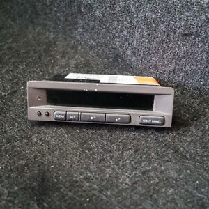 Saab-9-3-Informacion-Radio-Pantalla-5263264-MK1-2002