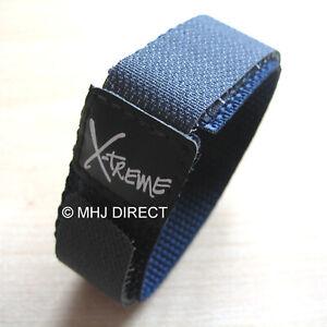 20mm-X-treme-Tough-Sports-Xtreme-Nylon-Hook-amp-Loop-Velcro-Watch-Strap-Band