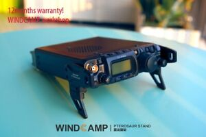 Original-WINDCAMP-Pterosaur-Stand-Bracket-For-YAESU-FT-818ND-FT-817-Transceiver